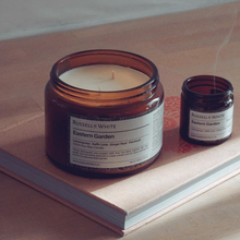 Load image into Gallery viewer, Eastern Garden: Lemongrass, Kaffir Lime, Ginger Root & Patchouli 50g Scented Candle