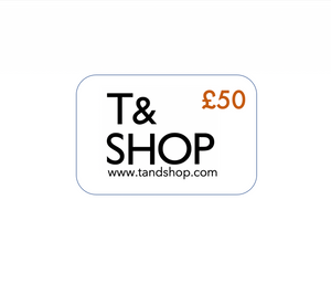 T&SHOP Gift Card