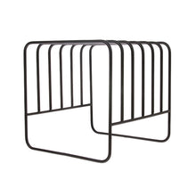 Load image into Gallery viewer, Cubic Matte Black Plate Rack