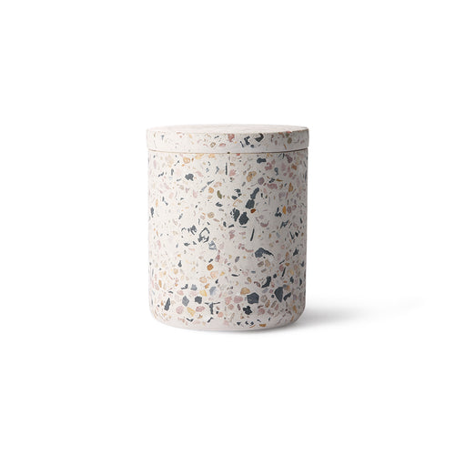 ss20, hkliving, hk living, terrazzo, storage, jar, lid, canister, bowl