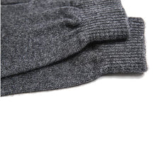Load image into Gallery viewer, Charcoal Grey Mongolian Cashmere Gloves