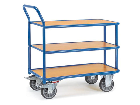 1 Handle Platform Trolley