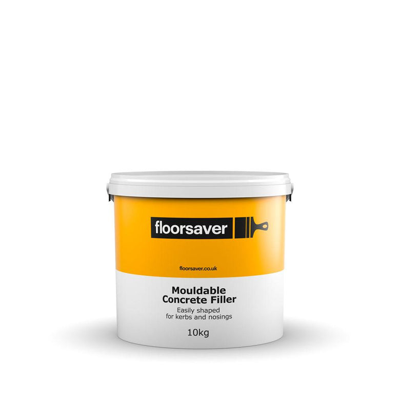 Mouldable Concrete Filler from Floorsaver