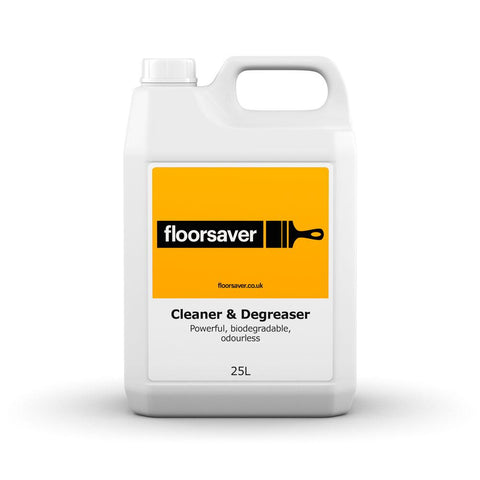 Cleaner & Degreaser from Floorsaver