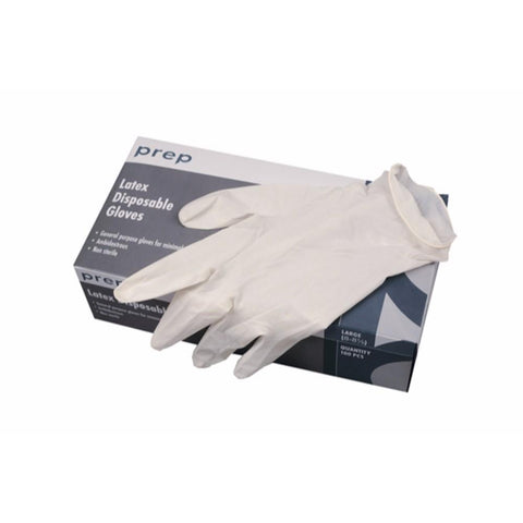 Latex Gloves from Floorsaver