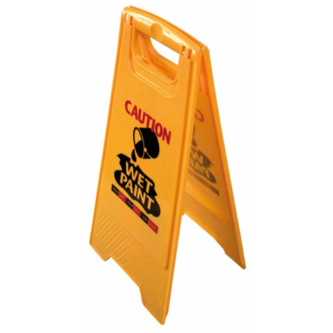 Warning Sign from Floorsaver