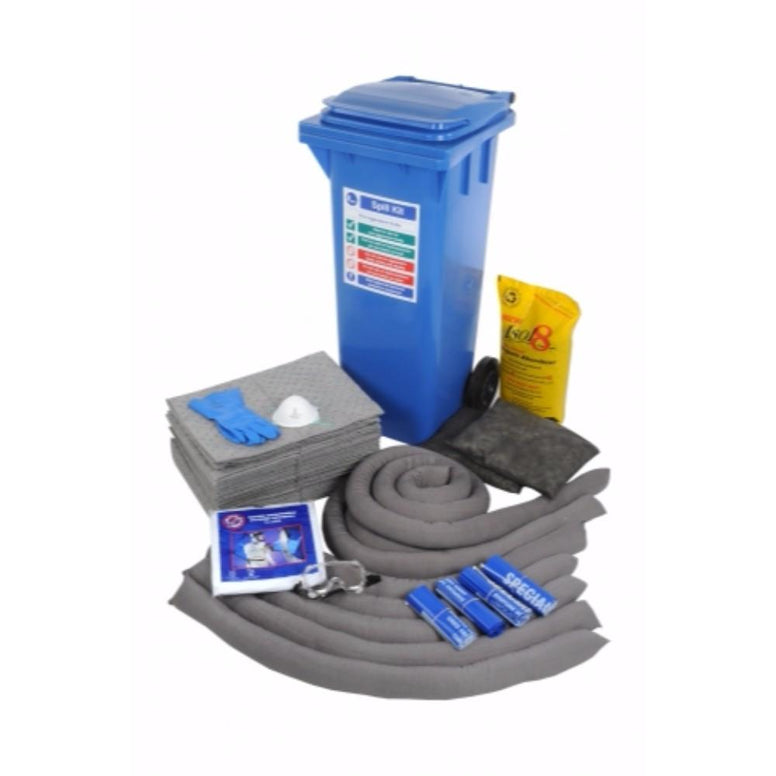 Wheeled Spill Kit for General Spills from Floorsaver