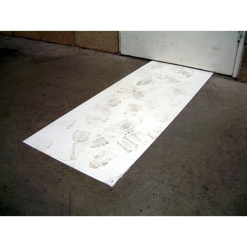 Coba First Step White - Pack of 4 from Floorsaver