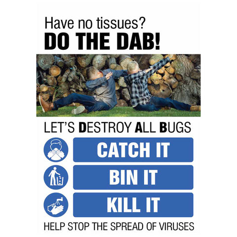 Do the DAB Poster