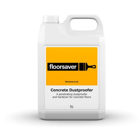 Concrete Sealer Dustproofer - 5L