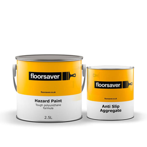 Hazard Paint Anti-Slip from Floorsaver