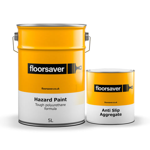 Hazard Paint Anti Slip - 5L