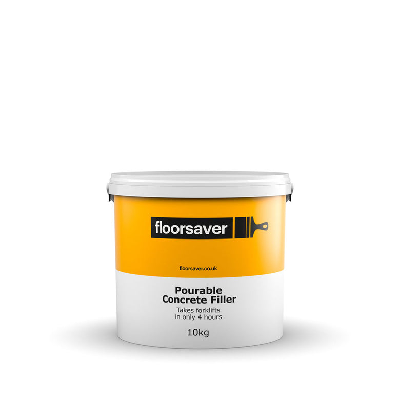 Pourable Concrete Filler - 10kg