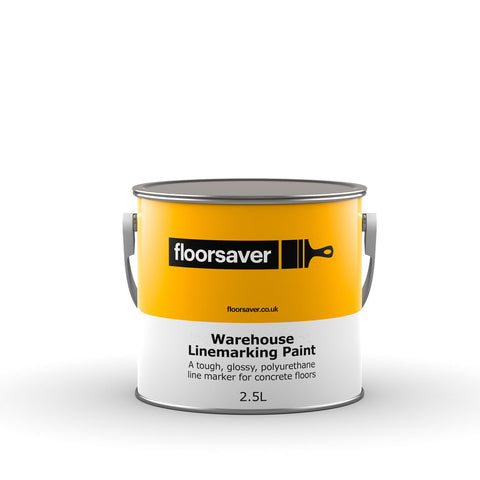 Warehouse Linemarking Paint - 2.5L