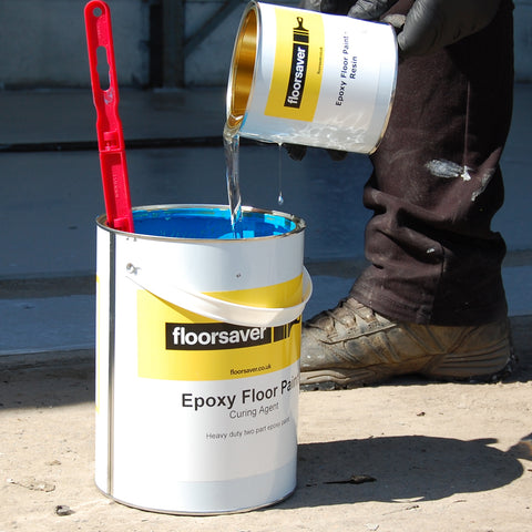 Epoxy Floor Paint - 2.5L