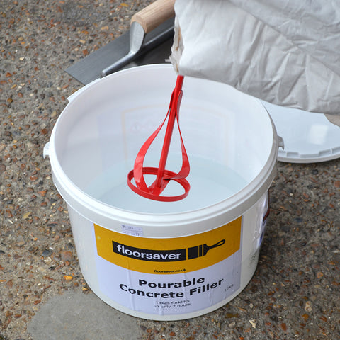 Pourable Concrete Filler - 25kg