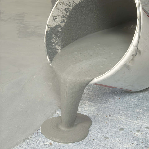 Pourable Concrete Leveller