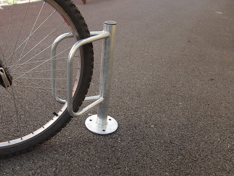 Ground Fixing Cycle Holder