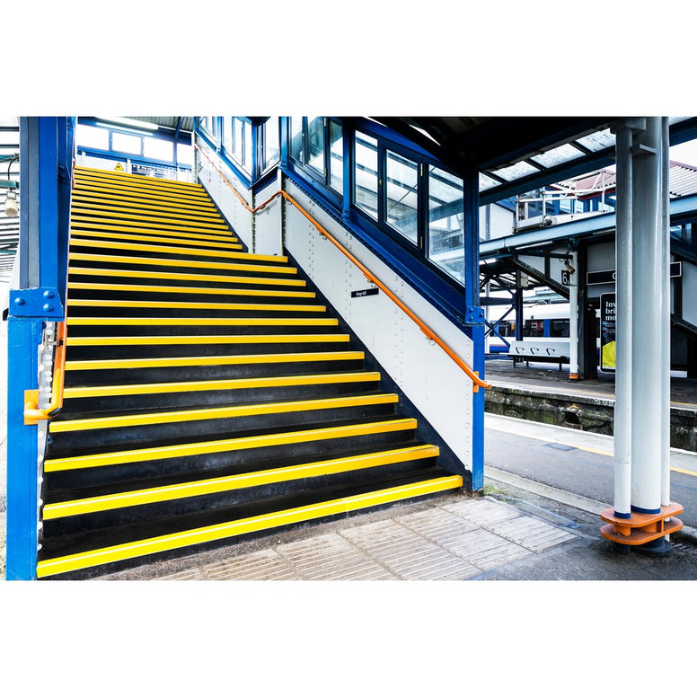 GRP Anti Slip Stair Tread Covers