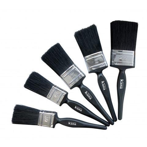 Contractor Brush Set 5 Piece