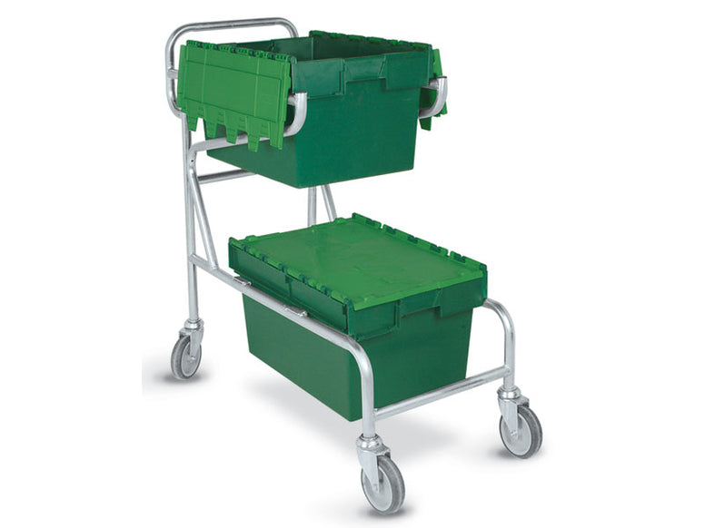 Double Container Trolleys