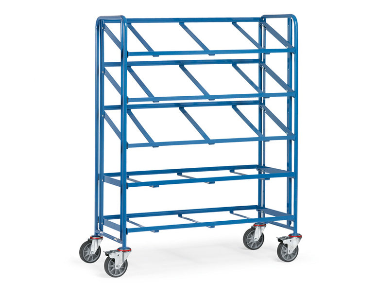 Euro Open Frame Container Trolley