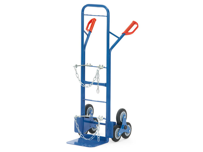 Gas Cylinder Stair Trolley_x000B_