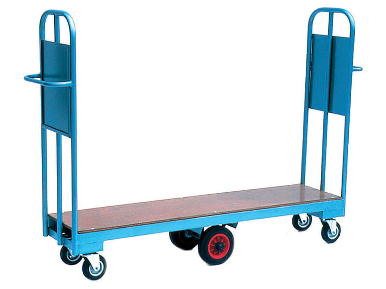 Narrow Aisle Easy Steer Trolley