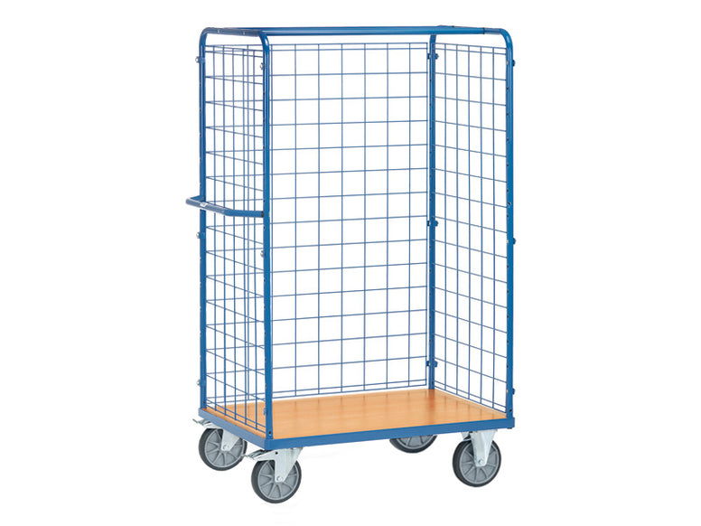 Parcel Cart Without Doors