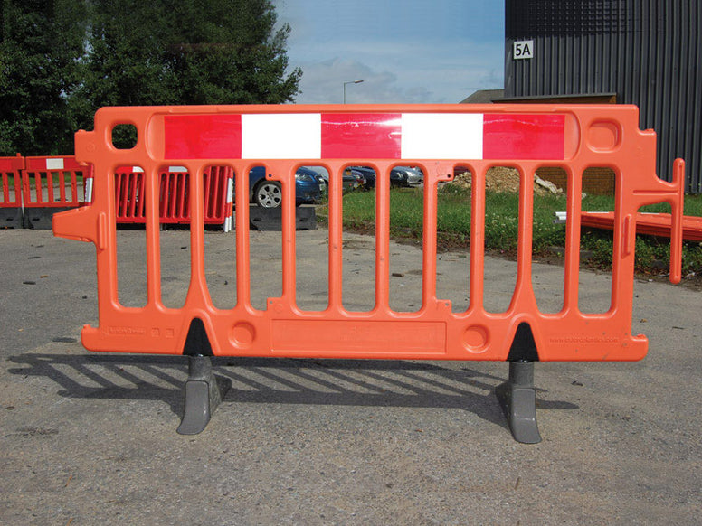 Plastic Construction Barrier