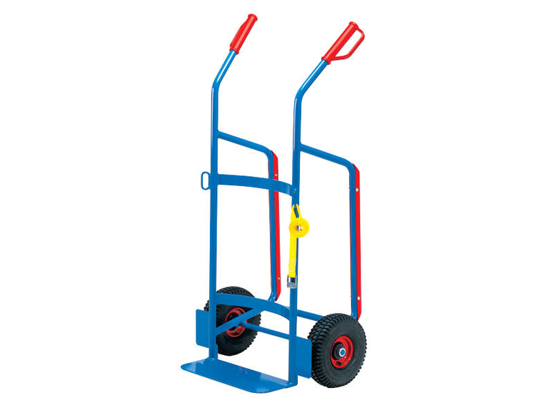 Plastic Drum Trolley