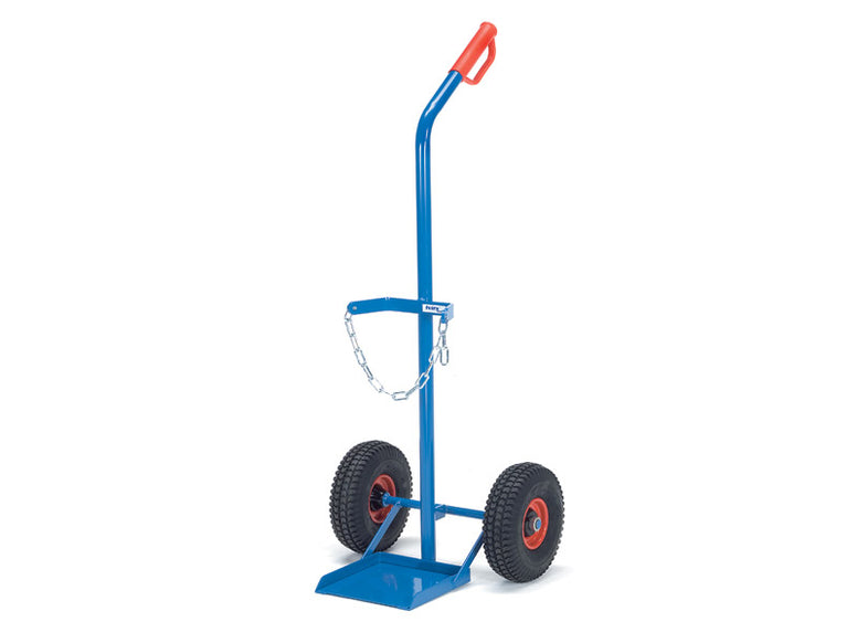 Steel Gas Cylinder Trolley