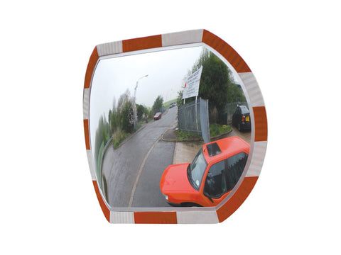 Rectangular Traffic Mirrors