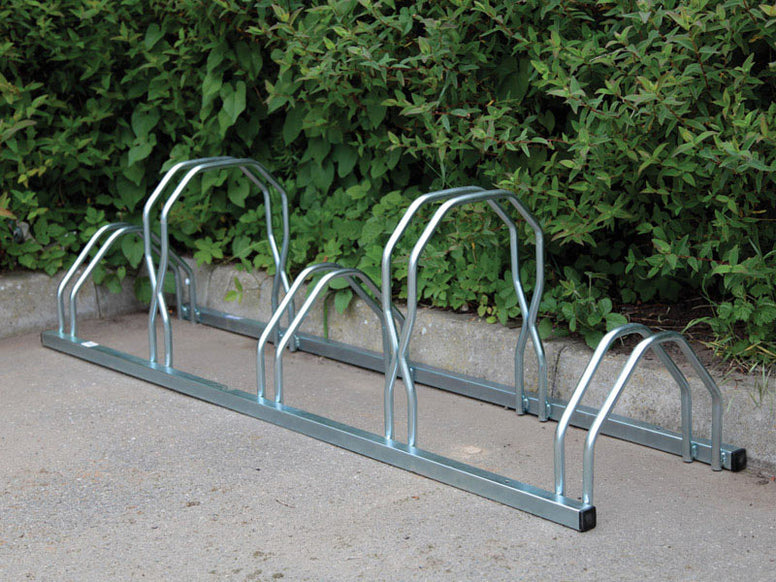 Universal Floor/Wall Cycle Rack