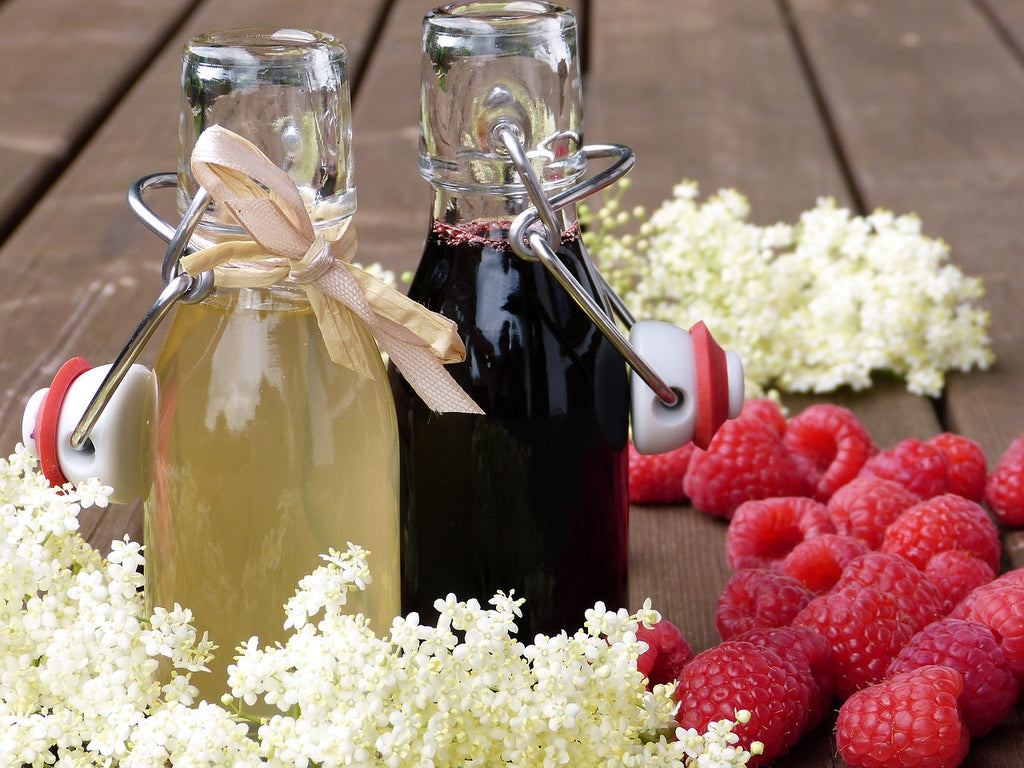 Elderberry Syrup - What's the Big Deal?