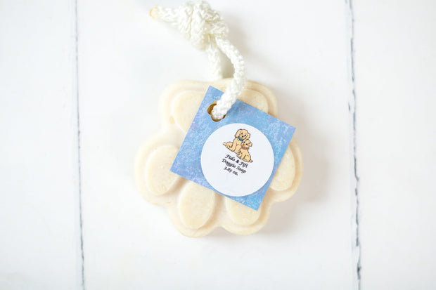 Fido & Fifi Dog Soap