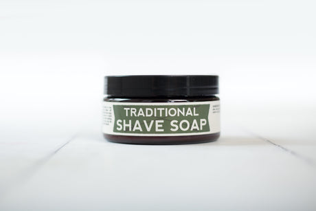Shave Soap - Sweet Earth