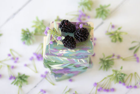 Blackberries & Sage