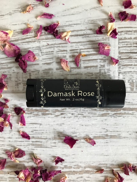 Damask Rose Luxury Lip & Cheek Tint
