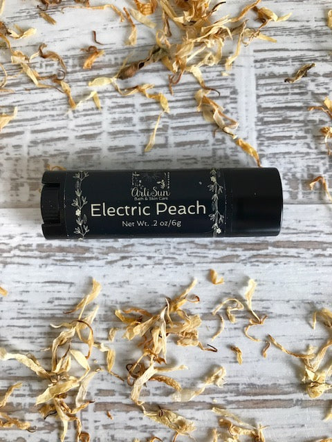 Electric Peach Luxury Lip & Cheek Tint
