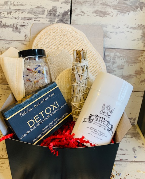 Mother's Day Gift Set - Detox