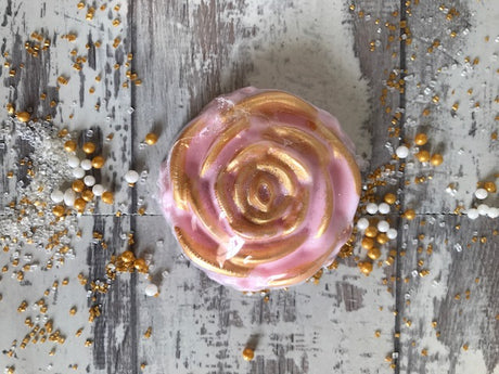 Gilded Rose Shower Favor - Pink