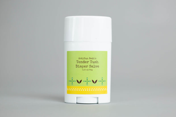 Tender Tush All Natural Salve for Babies