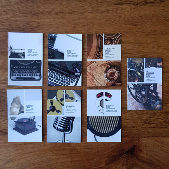 Fancy Some Excellent Quality Business Cards?