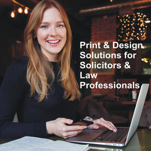 Solicitors & Law Professionals - Specialist Print Solutions