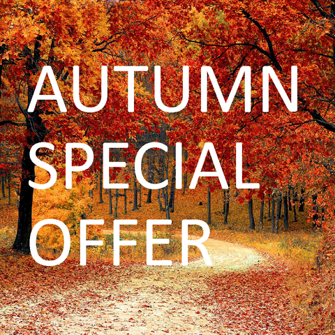 Autumn Special Offer