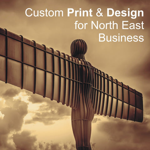 custom print and design north east