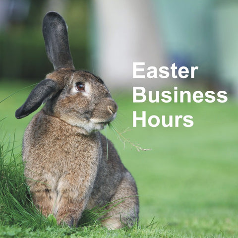 Easter Business Hours