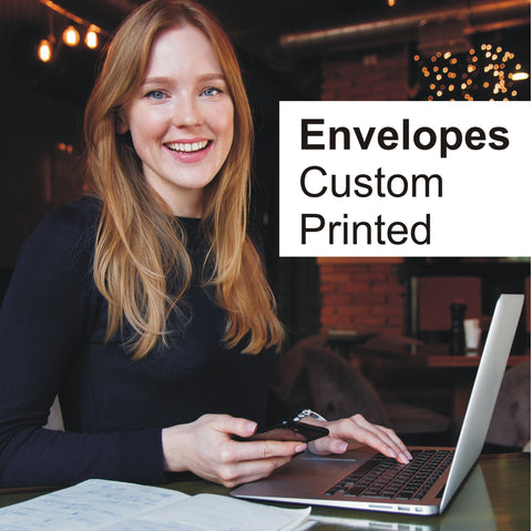 Envelopes custom printed