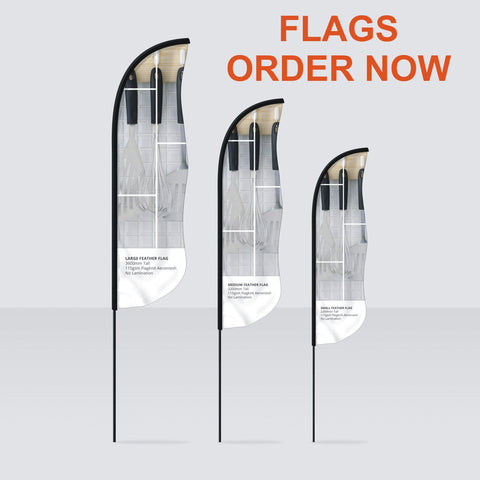 Flags order now